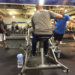 Photo taken at 24 Hour Fitness by Jasper T. on 11/4/2015