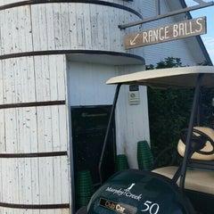 Photo taken at Murphy Creek Golf Course by Krystal C. on 8/15/2015