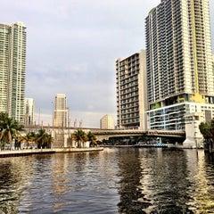 Photo taken at Finnegan's River by Sebastian R. on 5/10/2013