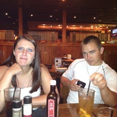 Photo taken at Outback Steakhouse by Nick C. on 5/26/2012