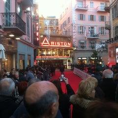 Photo taken at Sanremo by Rosario C. on 2/13/2013