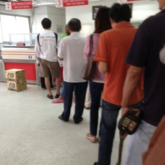 Photo taken at ไปรษณีย์ ขอนแก่น (Khon Kaen Post Office) by Siriluck H. on 2/17/2013