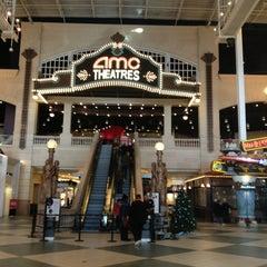 Photo taken at AMC Easton Town Center 30 by Tony B. on 1/5/2013