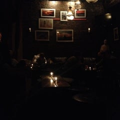 Photo taken at Art Bar by Sarah P. on 1/27/2013