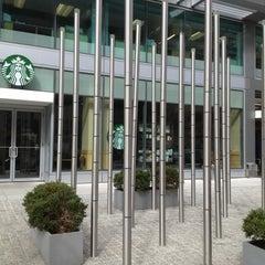 Photo taken at Starbucks by Devin D. on 3/12/2013