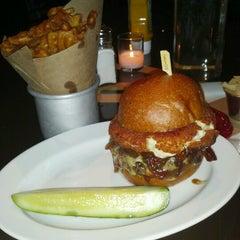 Photo taken at Go Burger by Sebastian S. on 2/2/2013