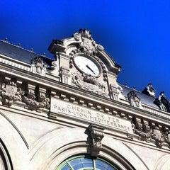 Photo taken at Gare de Lyon-Brotteaux by 'Baptiste T. on 4/15/2014