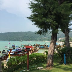 Photo taken at Phi Phi Island Cabana Hotel by Ali Z. on 9/21/2015