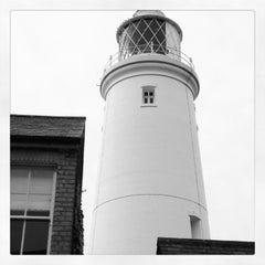 Photo taken at Southwold Lighthouse by Deiter on 9/1/2013