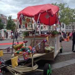 Photo taken at Stadhuis Gemeente Utrecht by Jessy V. on 9/26/2015
