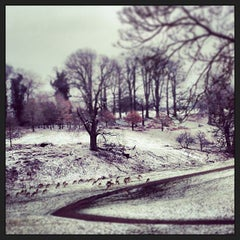 Photo taken at Knole Park by James B. on 3/24/2013