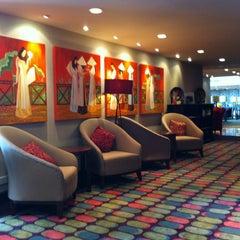Photo taken at Sheraton Saigon Hotel & Towers by Shawn P. on 5/28/2012