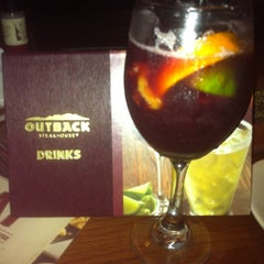 Photo taken at Outback Steakhouse by Sheri P. on 5/19/2012