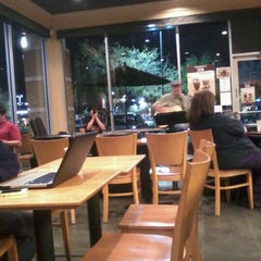Photo taken at Dunn Bros Coffee by Carrie P. on 3/1/2012