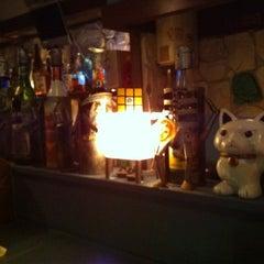 Photo taken at 居酒屋 踵 by Nakazato K. on 3/10/2012