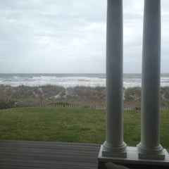 Photo taken at Atlantic Beach 15th St by Jenna T. on 3/10/2012