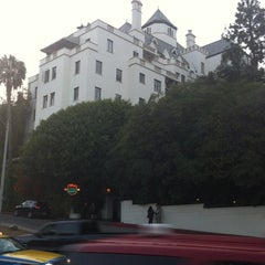 Photo taken at Château Marmont by Alex M. on 6/6/2012