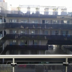 Photo taken at Thalasia Hotel & Thalasso Center by Jaime R. on 8/11/2012