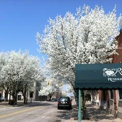 Photo taken at Alpenrose Restaurant & Cafe by MaryJo V. on 3/22/2012