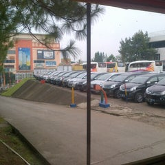 Photo taken at Cipaganti Tourism Bus by Andry S. on 8/9/2012
