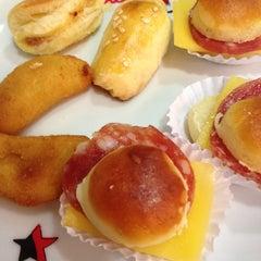 Photo taken at Confeitaria Barcelona by Tatiane W. on 3/5/2012