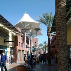 Photo taken at Las Vegas North Premium Outlets by Stanley EL K. on 3/26/2012