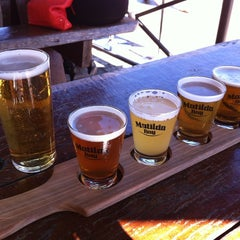 Photo taken at King Street Brewhouse by Trevor A. on 8/31/2012