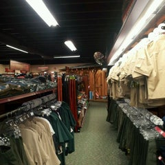 Photo taken at Boy Scouts of America Gulf Ridge Council by Domenick C. on 4/28/2012