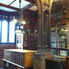Photo taken at The John Rylands Library by Susan K. on 6/18/2012