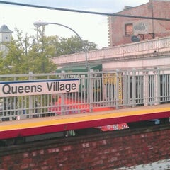 Photo taken at LIRR - Queens Village Station by Chris M. on 4/24/2012