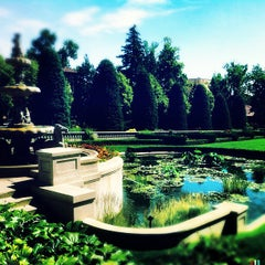 Photo taken at The Broadmoor by Clint L. on 6/27/2012