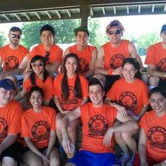 Photo taken at Houston Sportplex by Jason G. on 4/7/2012