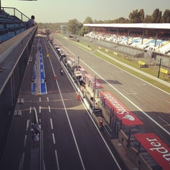 Photo taken at Autodromo Nazionale di Monza by Ryan W. on 9/7/2012