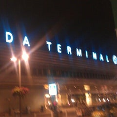 Photo taken at Terminal 5 by Plux S. on 9/6/2012