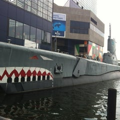 Photo taken at USS Torsk (SS-423) by Crystal M. on 8/14/2012