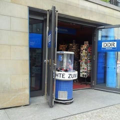 Photo taken at DDR Museum by Jorma M. on 6/26/2012