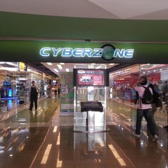 Photo taken at SM Cyberzone by Dim d. on 8/27/2012