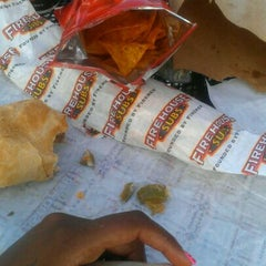 Photo taken at Firehouse Subs by Shay V. on 5/26/2012