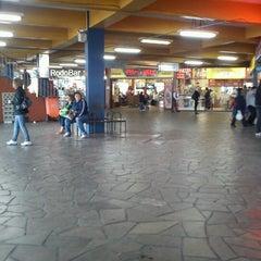 Photo taken at Estação Rodoviária de Porto Alegre by Eduardo S. on 9/13/2012