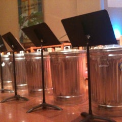 Photo taken at First United Methodist Church by Justin C. on 7/29/2012