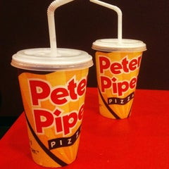 Photo taken at Peter Piper Pizza by Verito B. on 7/8/2012