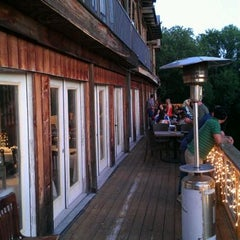 Photo taken at Gruene River Grill by Kyle J. on 4/21/2012