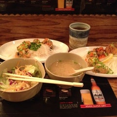 Photo taken at Tokyo Sushi by Diana B. on 8/24/2012