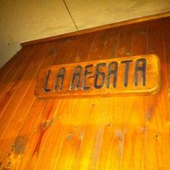 Photo taken at La Regata Pub by Andres S. on 4/19/2012