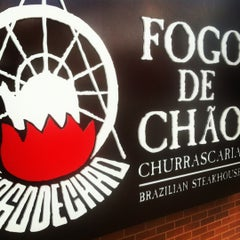 Photo taken at Fogo de Chao Brazilian Steakhouse by David M. on 5/11/2012