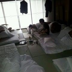 Photo taken at 古名屋ホテル Konaya Hotel by Kazumi T. on 4/21/2012