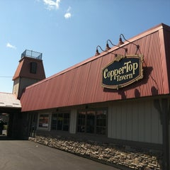 Photo taken at CopperTop Tavern by R N. on 4/29/2012