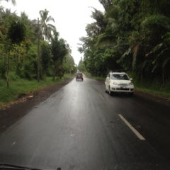 Photo taken at Jalan Worang Bypass by Dicky T. on 7/15/2012