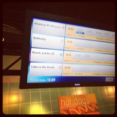 Photo taken at Vue Cinema by Luis S. on 5/6/2012