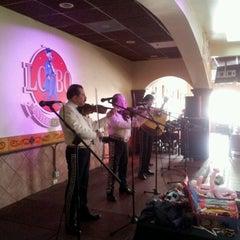 Photo taken at Lobo De Mar Restaurant by Brandon G. on 4/29/2012